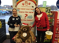 HFE give Denstone Preschool a helping hand this Christmas