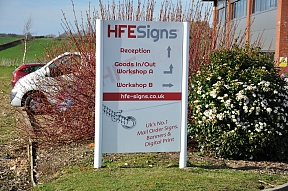 HFE Signs Factory