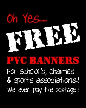 Free Charity Banners