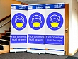 Face Covering Roller Banners