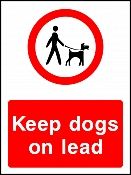 Keep Dogs on Lead