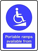 Portable Ramps Available From