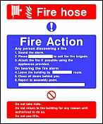 Fire Action Hose