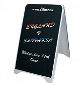 Chalk A-Board (Steel)