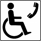Disabled Telephone