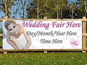 Wedding Fair Banners
