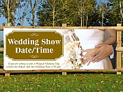 Wedding Show Banners