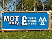 MOT Here Banners