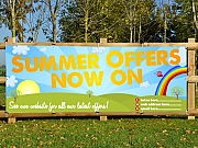 Summer Offers Holiday Banners