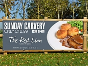 Carvery Pub Banners