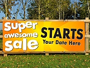Super Sale Banners