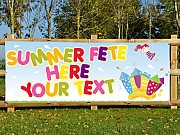 Summer Fete Banners
