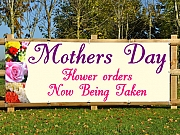 Mothers Day Banners