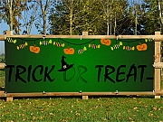 Trick or Treat - Halloween Banners