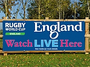 Rugby World Cup Banners