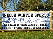 Indoor Winter Sports Banners
