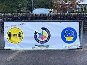 School Gate Banners