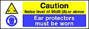 Noise Level Ear Protection