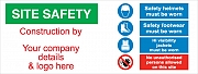 Safety Site Banners