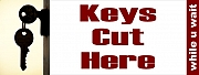 Key Cutting Banners