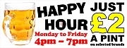 Happy Hour Banners
