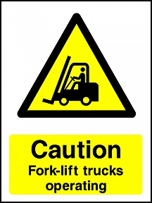 Fork Trucks Operating