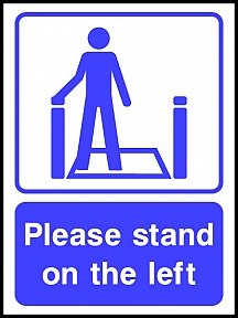 Stand On Left
