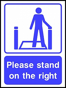 Stand On Right