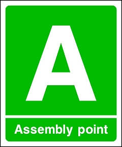 A Assembly Point