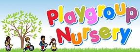 Playgroup Nursery Banners