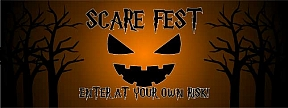 Scarefest - Halloween Banners