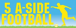 5 A Side Football Banners