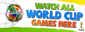 Watch All World Cup Football Games