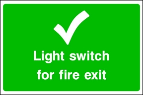 Light For Exit