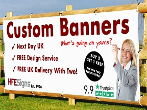 Cheap Banners