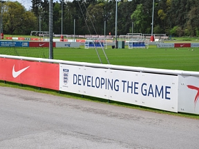 Football Advertising Boards