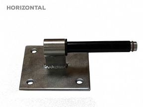 Horizontal Mount Flag Base