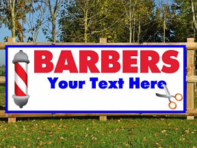 Barbers Banners