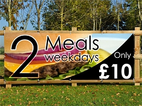 Meal Deal Banners