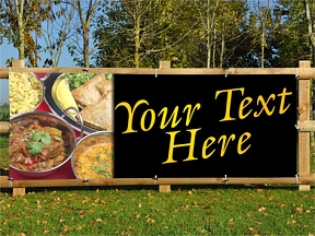 Indian Food Banners
