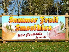 Smoothies Banners
