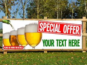 Special Offer Banners
