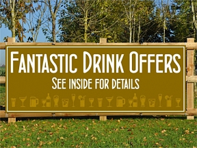 Drink Offers Banners