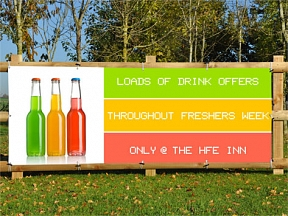 Freshers Drink Offers
