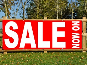 Sale On Now Banners