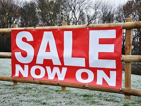 Sale Now On Banners