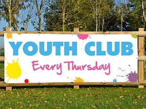 Youth Club Banners