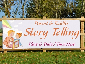 Story Telling Banners