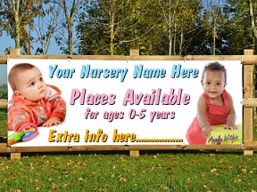 Places Available Banner