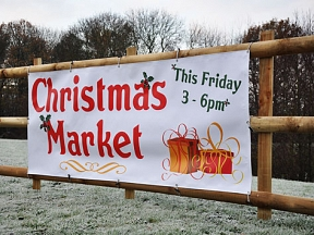 Christmas Market Banners